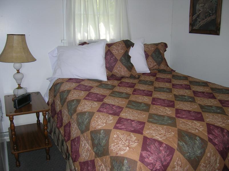 Cabin 10 Bedroom